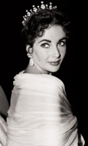 Pretty much anything that Elizabeth Taylor wore or owned pre 1980. And her eyelashes.