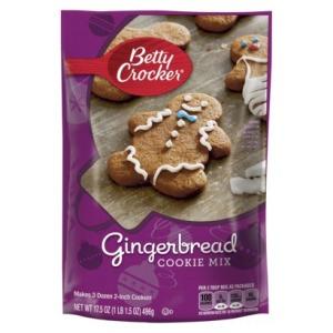 BC gingerbread
