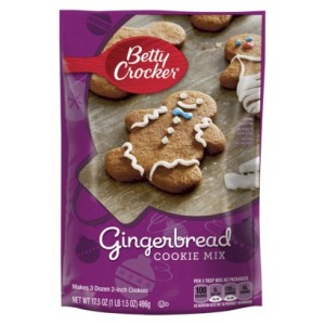 BC gingerbread