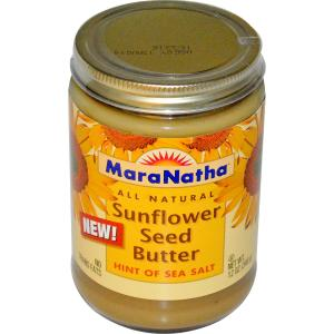 I like MaraNatha the best,. It's just the right amount of spreadable but still has body to it.