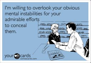 mental instabl