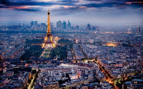 Paris, just Paris.