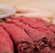 Yes, I will post pictures of roast beef. and you will just have to deal.