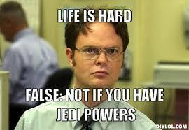 jedi powers
