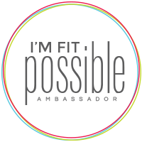 Im Fit Possible badge