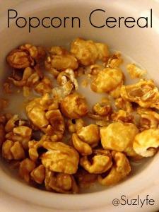 popcorn cereal ed